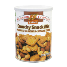 Superior Nut Salted Crunchy Mixed Nuts
