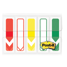 Post it Printed Flags 1 x
