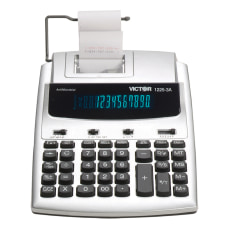 Victor 1225 3A Commercial Printing Calculator
