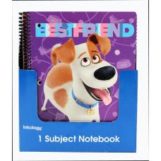 Inkology Notebooks The Secret Life Of