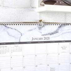 Cambridge Monthly Wall Calendar 15 x