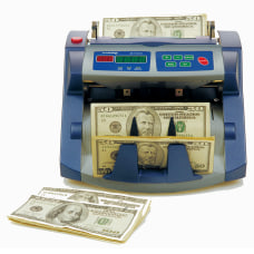 AccuBanker AB 1100MGUV Commercial Bill Counter