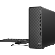 HP Slim S01 aF1006 Desktop PC