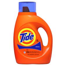 Tide 32 Use Liquid Detergent 46