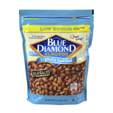 Blue Diamond Lightly Salted Almonds 40