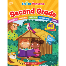 Scholastic Smart Practice Workbook With 48