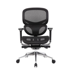 Boss Multifunction Mid Back Task Chair