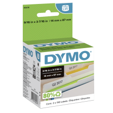 DYMO LabelWriter White File Folder Label