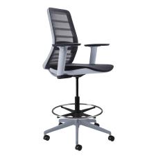 Koplus Tonique Mesh Drafting Chair Midnight
