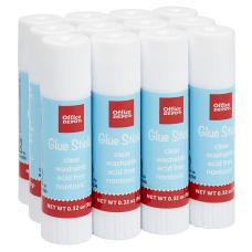 Office Depot Brand Glue Sticks 032