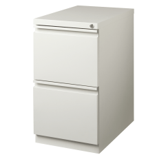 WorkPro 23 D Vertical 2 Drawer