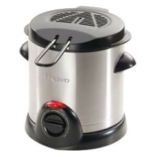 Presto Stainless Steel Electric Deep Fryer