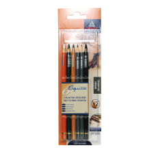 Conte Pencil Set Drawing Assorted Colors