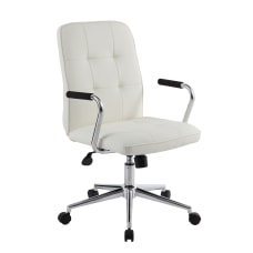 Boss Office Products Modern Mid Back