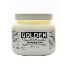 Golden Molding Paste Light 32 Oz