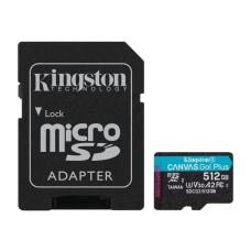 Kingston Canvas Go Plus 512 GB