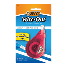 BIC Wite Out Brand EZ Correct