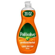 Palmolive Ultra Antibacterial Dishwashing Liquid Citrus