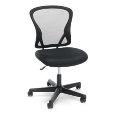 OFM Essentials Mid Back Chair Mesh