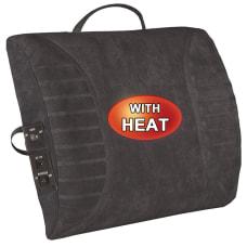 Advantus Massaging Lumbar Cushion With Heat