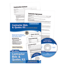 Adams Contractor Bids And Quotes