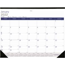 Brownline DuraGlobe Monthly Desk Pad 17