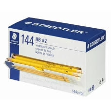 Staedtler Woodcased Pre Sharpened Pencils 2