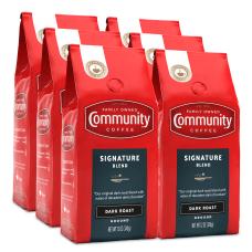 Community Coffee Arabica Ground Coffee Signature
