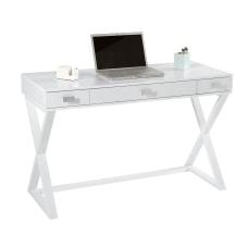 Realspace Keri 48 W Writing Desk
