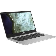 ASUS Chromebook C423NA DB42F Lay flat