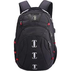 SwissDigital Pixel Business Backpack With 161