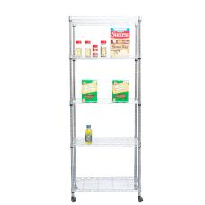 Mind Reader Steel Storage Rack Shelving