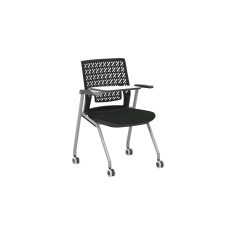 Mayline Thesis Training Chairs With Tablet