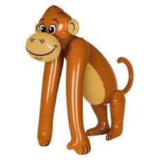 Amscan Jumbo Inflatable Monkey 43 x