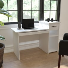 Flash Furniture 42 W Desk With