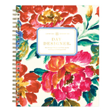 Blue Sky Day Designer DailyMonthly Planner
