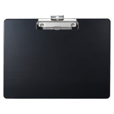 Officemate Landscape Plastic Clipboard 9 x
