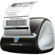 DYMO LabelWriter 4XL Wide Format Label