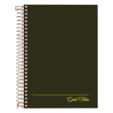 Ampad Gold Fibre Personal Compact Notebooks