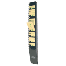 Lathem Time Expandable Time Card Rack
