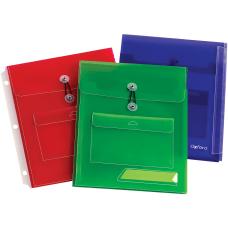 Oxford Pocket Folder 150 Sheet Capacity