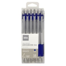Office Depot Brand Advanced Ink Retractable
