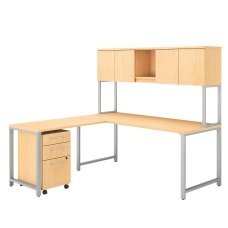 Bush Business Furniture 400 Series L