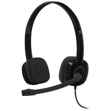 Logitech H151 On Ear Stereo Headset
