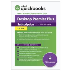 QuickBooks Desktop Premier Plus 2022 5