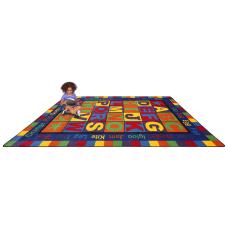Flagship Carpets ABC Words Rug 7