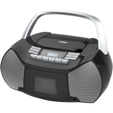 Naxa Portable CDCassette Boombox 1 x