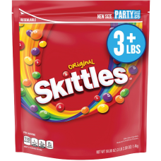 Skittles Original Party Size Bag Orange