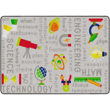 Flagship Carpets STEM Area Rug 6H