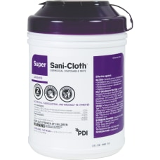Nice Pak Super Sani Cloth Germicidal